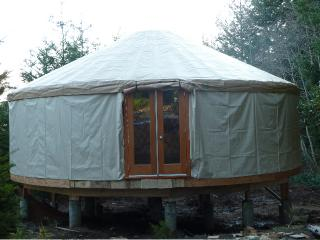 The Poetry Yurt